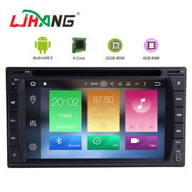 7-calowy Android 8.0 Uniwersalny ekran dotykowy Car Stereo Player AM FM AUX-IN Map